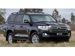 Дизайн  нового Toyota Land Cruiser 200